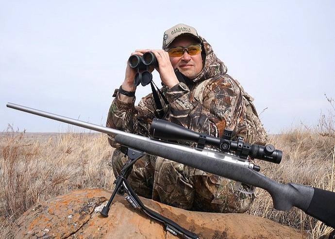 custom rifle chris meyer