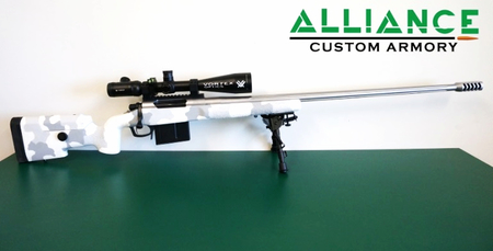 custom long range rifles 338 lapua 375 chey tac 408