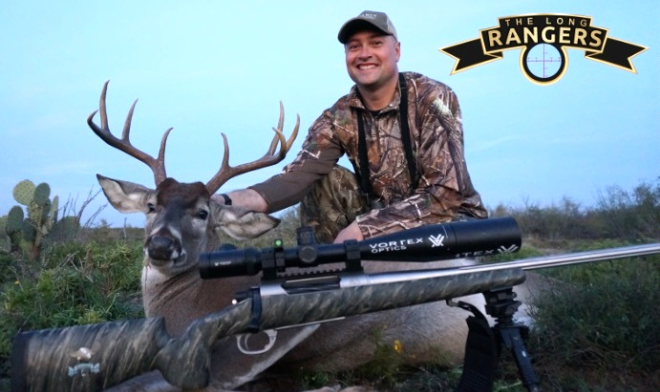 South texas whitetail custom rifles