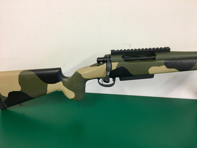 7mm Carbon Remington custom