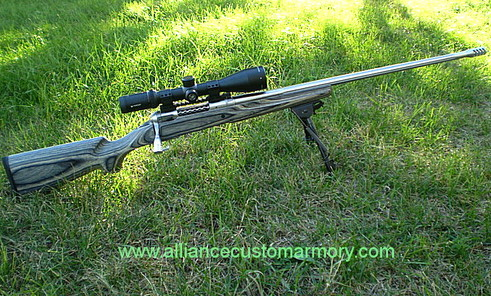 7 wsm custom rifle