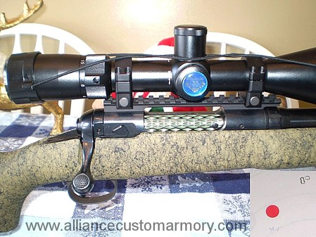 6.5-284 custom rifle