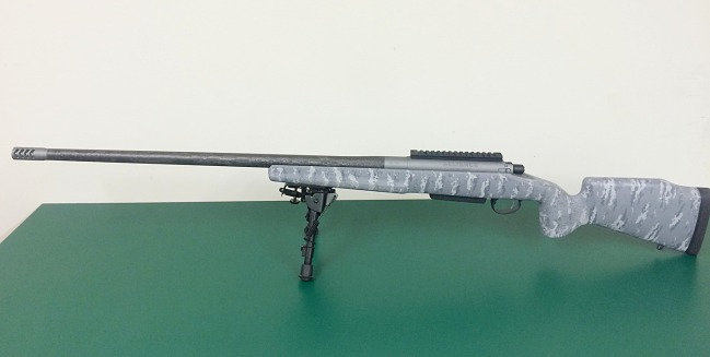 custom rifle lapua