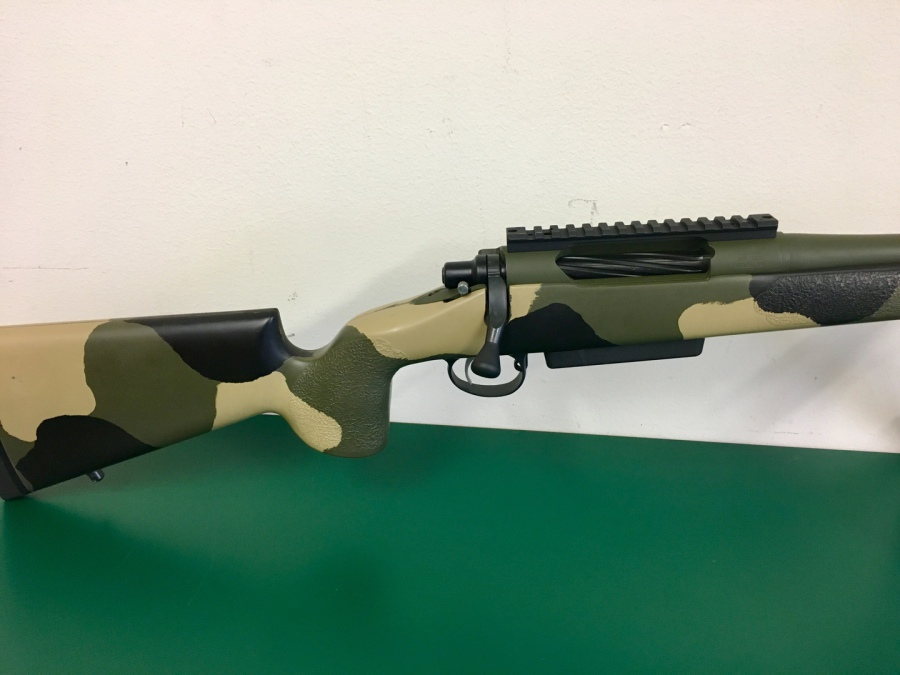 Custom Rifles Ready to Ship
