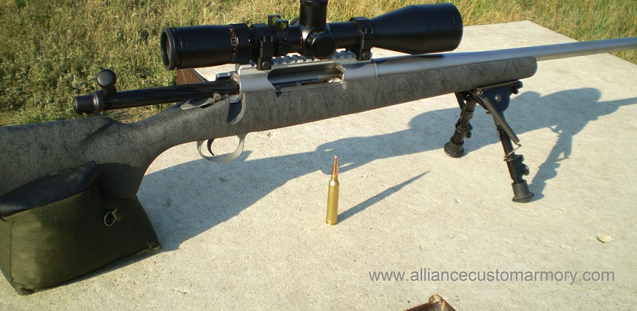 7mm custom rifle